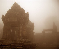 Preah Vihear, Photograph by Dougald O'Reilly